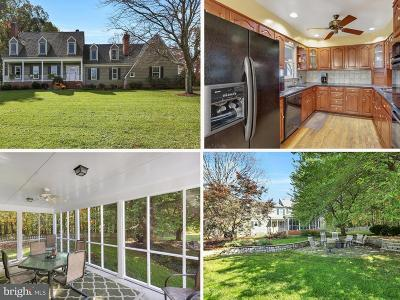 Brookeville Single Family Home Active Under Contract: 21033 Georgia Avenue
