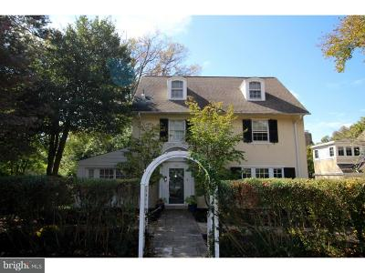 Haverford Single Family Home For Sale: 424 Berkley Road