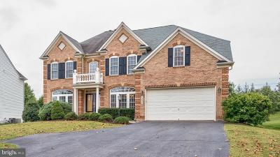 Bristow VA Single Family Home Active Under Contract: $639,900