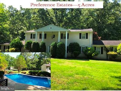La Plata MD Single Family Home For Sale: $475,000