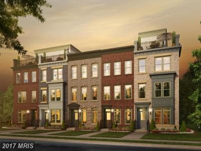 Rockville Townhouse For Sale: Summit View Lane