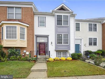 Odenton Townhouse Active Under Contract: 292 Saint Michaels Circle