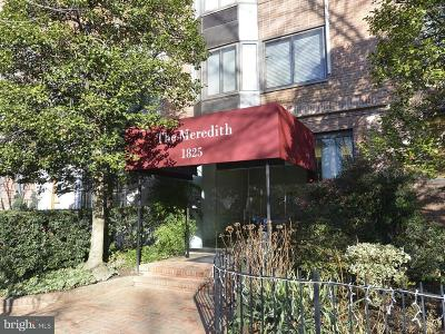 Single Family Home For Sale: 1825 T Street NW #P7