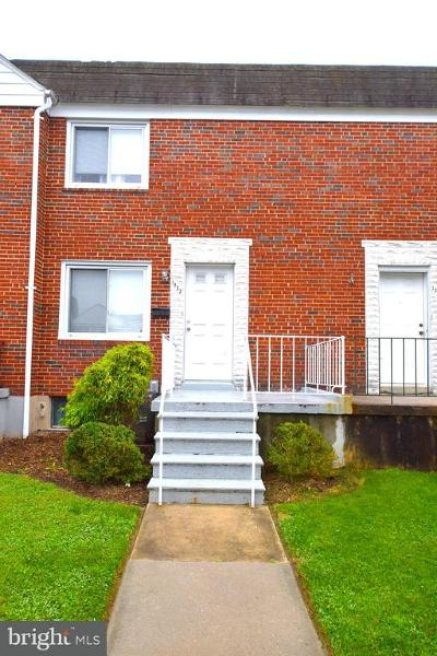 Parkville MD Townhouse For Sale: $109,979