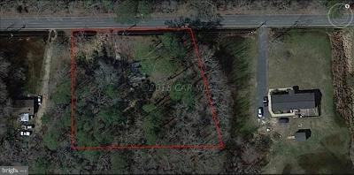 Wicomico County, WICOMICO COUNTY Residential Lots & Land For Sale: 4463 Allen Road