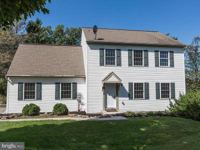 New Providence Single Family Home Under Contract: 708 Lancaster Pike