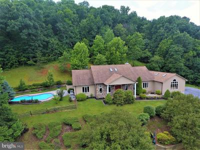 Warren County Single Family Home For Sale: 1564 Buck Mountain Road