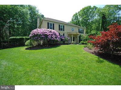 West Windsor Single Family Home For Sale: 5 Jamieson Place