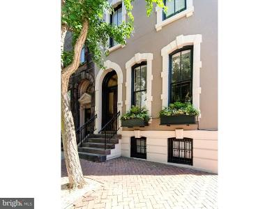 Fitler Square Townhouse For Sale: 2322 Spruce Street