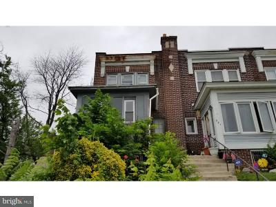 Chester Townhouse For Sale: 933 Keystone Road