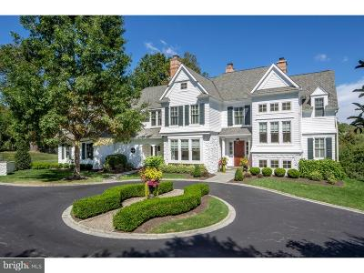 Newtown Square Single Family Home For Sale: 106 Mill View Lane