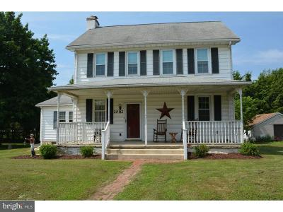 Parkesburg Single Family Home For Sale: 2082 Valley Road