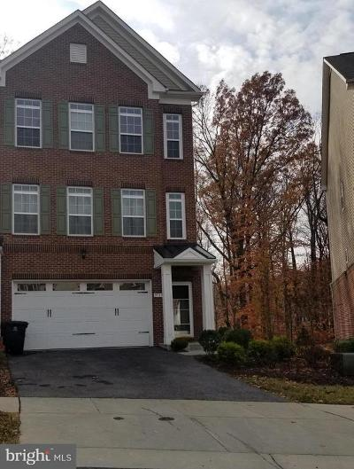Upper Marlboro Single Family Home For Sale: 9519 Westerdale Drive