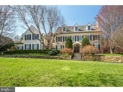 Newtown Square Single Family Home For Sale: 31 Harrison Drive