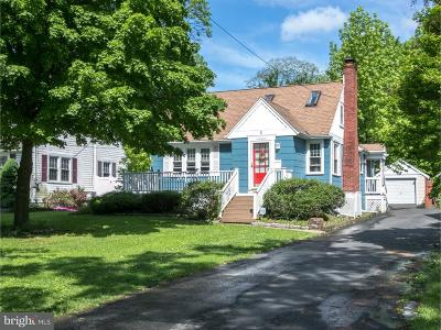 Moorestown Single Family Home For Sale: 5 Haines Drive