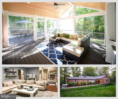 Annandale, Falls Church Single Family Home For Sale: 6625 Tansey Drive