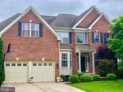 Bordentown Single Family Home For Sale: 4 Ridgewood Drive