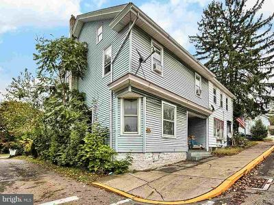 Halifax Single Family Home For Sale: 326 Market Street