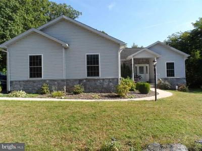 New Cumberland Single Family Home For Sale: 80a Fetrow Lane