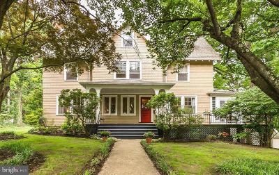 Baltimore Single Family Home For Sale: 300 Goodwood Gardens