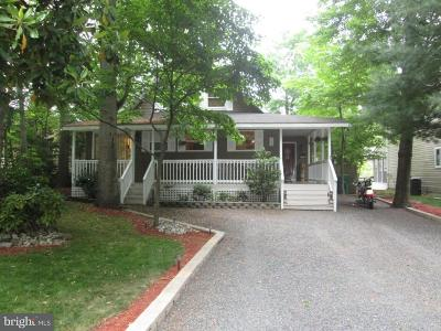 Ocean Pines Single Family Home For Sale: 20 Crows Nest Lane