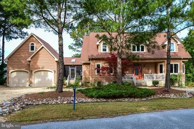 Ocean Pines Single Family Home For Sale: 29 Boatswain Drive
