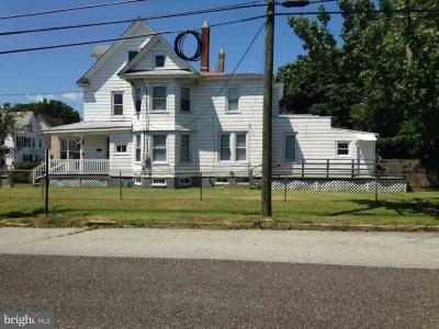 Millville Single Family Home For Sale: 528 E Mulberry Street