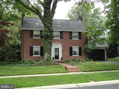 Greenville Single Family Home For Sale: 3213 Fordham Road