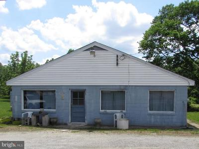 Caroline County Commercial For Sale: 13258 Fredericksburg Turnpike