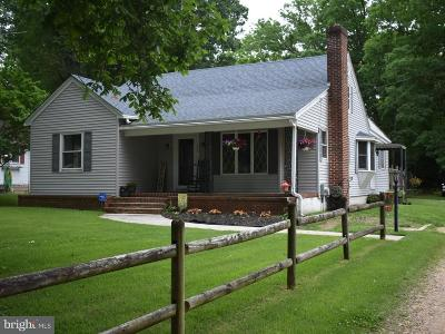Federalsburg Single Family Home For Sale: 513 Liberty Road