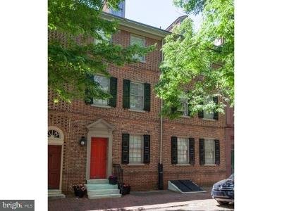 Society Hill Townhouse For Sale: 348 S 4th Street