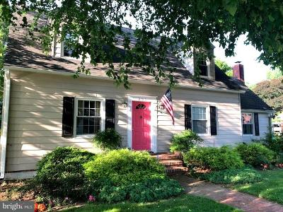 Centreville Single Family Home For Sale: 201 Oak Street