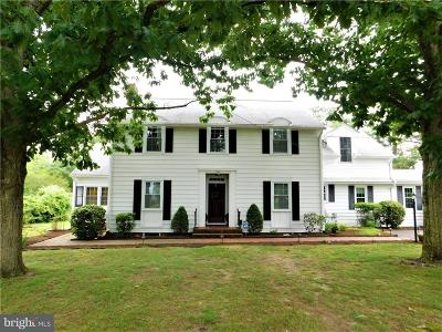 Laurel Single Family Home For Sale: 119 Lake Drive