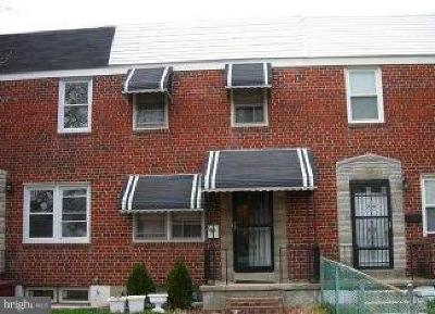 Townhouse Under Contract: 4928 Schaub Avenue