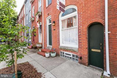 Federal Hill Townhouse For Sale: 1250 Riverside Avenue