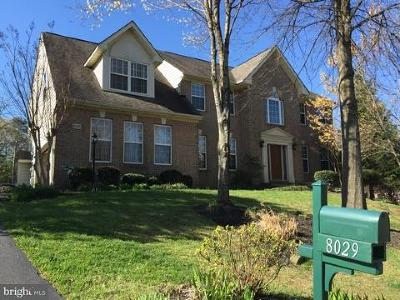 Virginia Oaks Rental For Rent: 8029 County Down Court