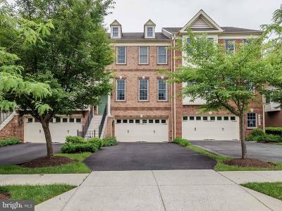 Upper Marlboro Townhouse For Sale: 4227 Chariot Way
