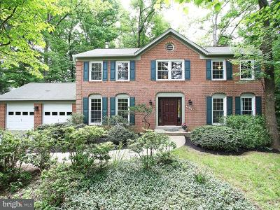 Gaithersburg Single Family Home Active Under Contract: 9533 Emory Grove Road