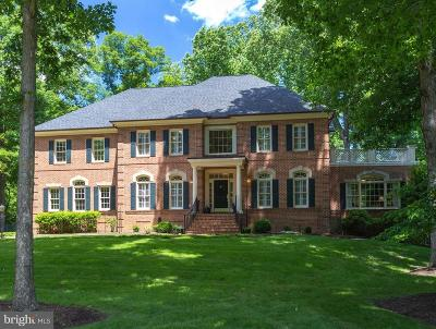 Vienna Single Family Home For Sale: 10284 Johns Hollow Road