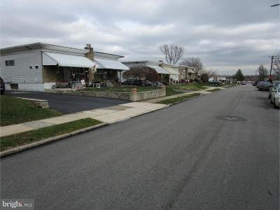 Ridley Park Single Family Home For Sale: 218 Hoffman Road