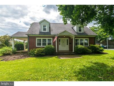 Bucks County Single Family Home For Sale: 209 Durham Road