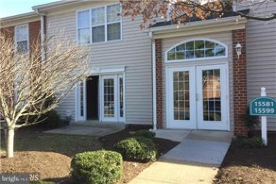 Woodbridge, Dumfries, Lorton Single Family Home For Sale: 15585 Horseshoe Lane #585