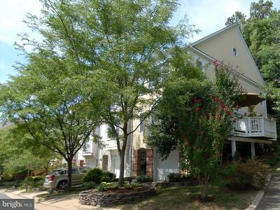 Alexandria City Townhouse For Sale: 3801 Woodlawn Court