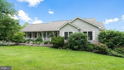 Boonsboro Single Family Home For Sale: 19039 Osage Drive