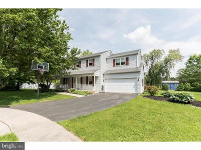 Doylestown Single Family Home For Sale: 147 Cottonwood Court