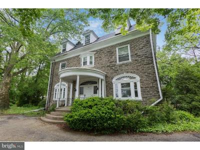 Mt Airy (East), Mt Airy (West) Multi Family Home For Sale: 119 E Johnson Street