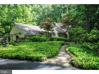 Bucks County Single Family Home For Sale: 5129 Paist Road
