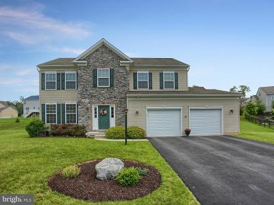 Dillsburg Single Family Home For Sale: 3 Ledgestone Drive