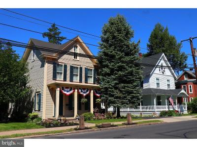 Bucks County Single Family Home For Sale: 242 S State Street