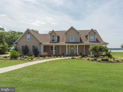 Colonial Beach Single Family Home For Sale: 261 Drakes Marsh Drive